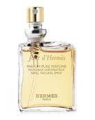 Jour d'Hermès Lock Refill, 0.25 oz./ 7.4 mL