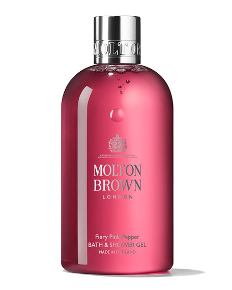 Molton Brown 10 oz. Fiery Pink Pepper Bath and Shower Gel
