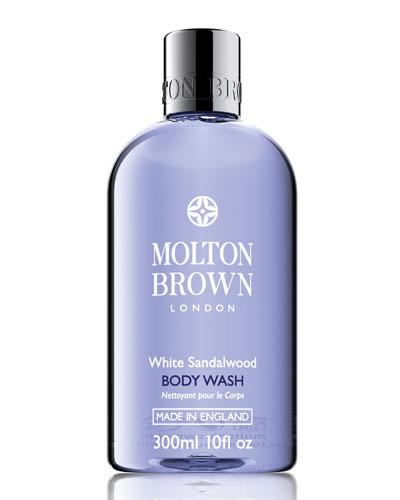 White Sandalwood Body Wash, 10oz.