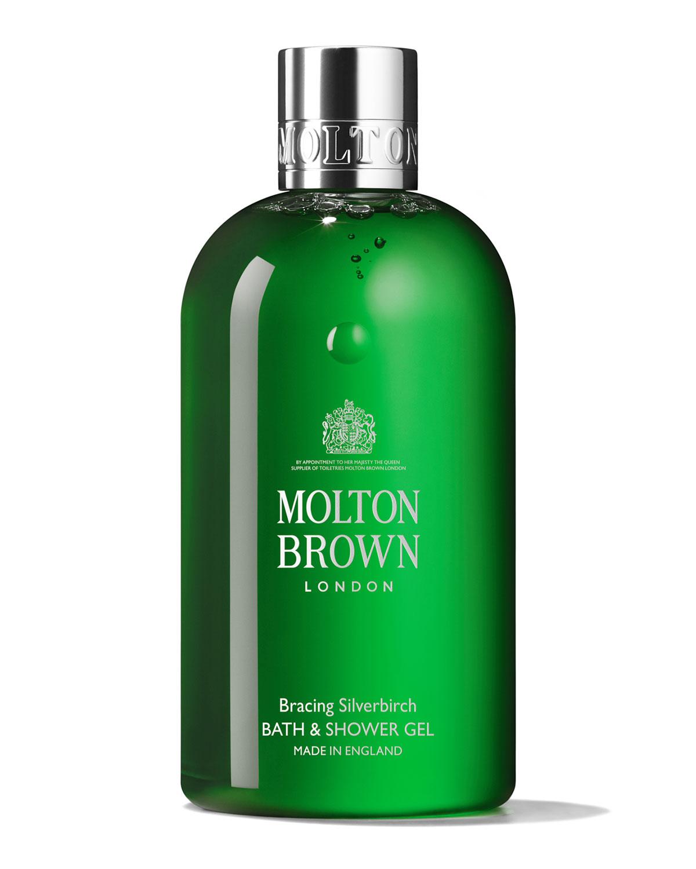 MOLTON BROWN Silverbirch Bath And Shower Gel, 10 Oz./ 300 Ml