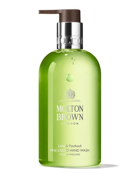 Molton Brown 10 oz. Lime & Patchouli Hand Wash