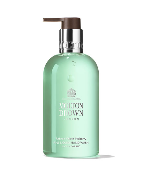Molton Brown 10 oz. Redefined White Mulberry Fine Liquid Hand Wash