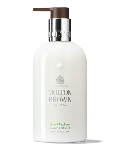 Lime & Patchouli Hand Lotion, 10 oz.