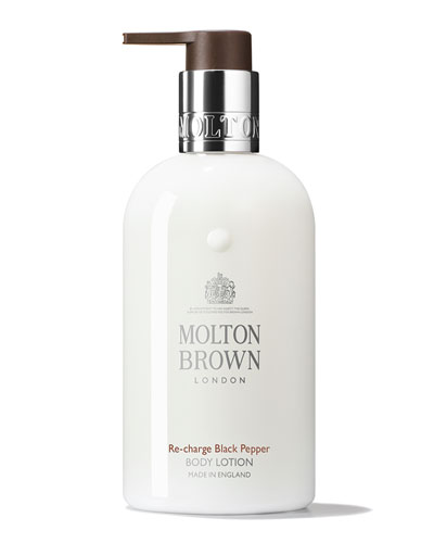Black Peppercorn Body Lotion, 10oz.