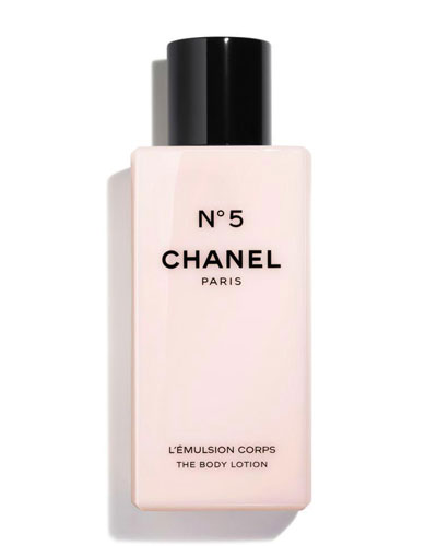<b>N&#176;5 </b><br>The Body Lotion 6.8 oz.