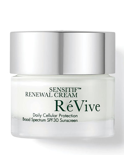 Sensitif Renewal Cream Daily Cellular Protection Broad Spectrum SPF 30 ...