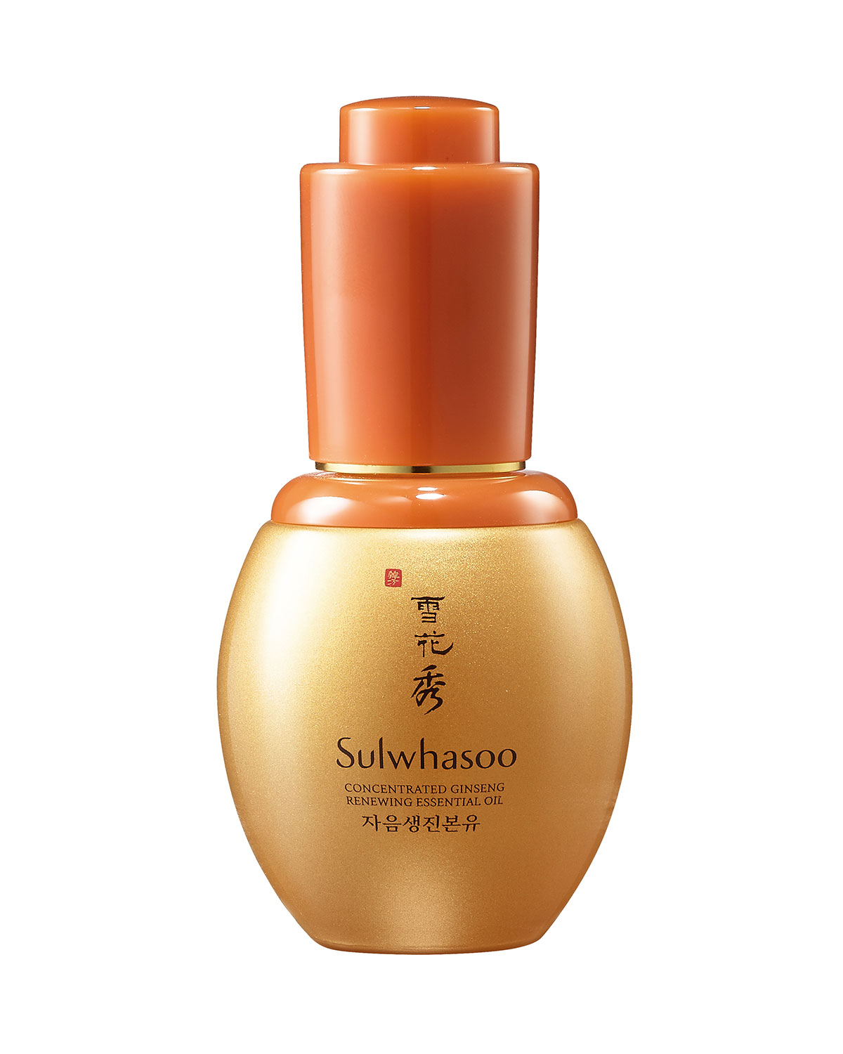 Sulwhasoo CONCENTRATED GINSENG RENEWING ESSENTIAL OIL, 0.6 OZ./ 20 ML