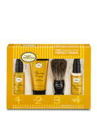 4 Elements of the Perfect Shave Starter Kit, Lemon