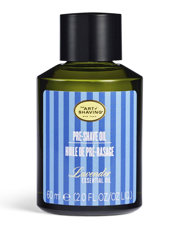 2 oz. The Lavender Pre-Shave Oil