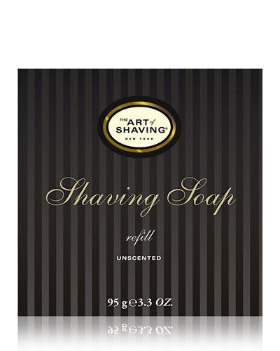 The Art Of Shaving Shaving Soap Refill, Unscented