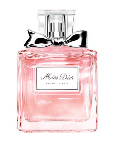 Miss Dior Eau de Toilette, 100 mL/ 3.4 oz
