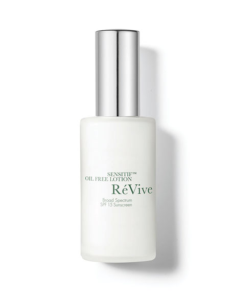 ReVive 2 oz. Sensitif Oil-Free Lotion Broad Spectrum SPF 15 Sunscreen