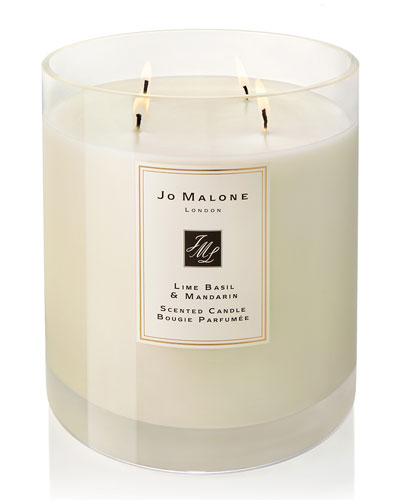 Lime Basil & Mandarin Luxury Candle, 2.5kg