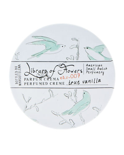 True Vanilla Perfumed Cream