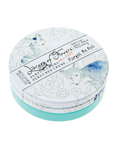 Forget Me Not Perfumed Cream
