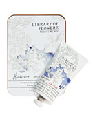 Library of Flowers Forget Me Not Coco Butter
