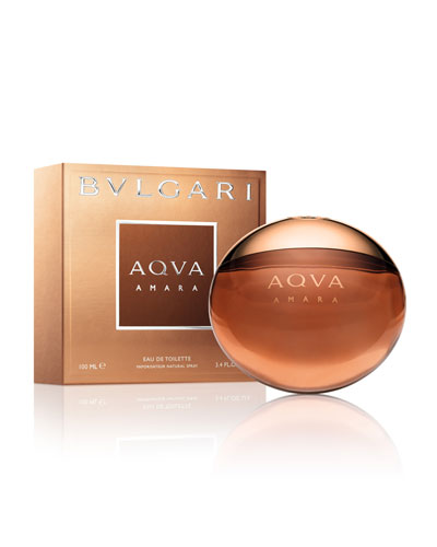 AQVA Amara Eau de Toilette, 3.4 oz./ 100 mL