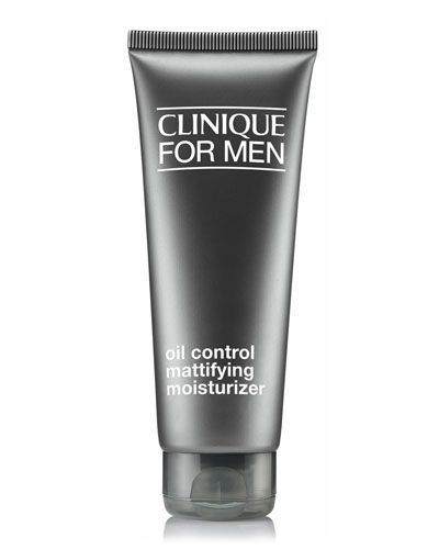 Clinique For Men Oil Control Mattifying Moisturizer, 3.38 oz./ 100 mL