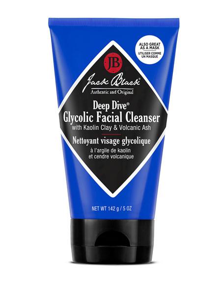 Jack Black 5 oz. Deep Dive Glycolic Facial Cleanser