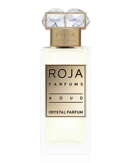 Roja Parfums Aoud Crystal Parfum, 1.0 oz./ 30 ml