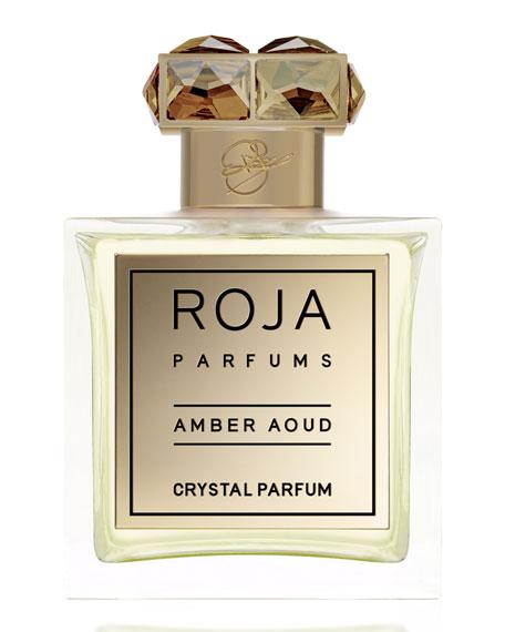 Roja Parfums 3.4 oz. Amber Aoud Crystal Parfum