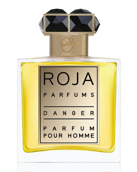 Roja Parfums 1.7 oz. Danger Parfum Pour Homme