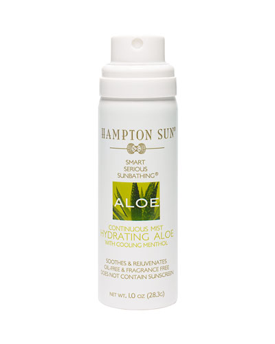 Hydrating Aloe Continuous Mist, 1oz