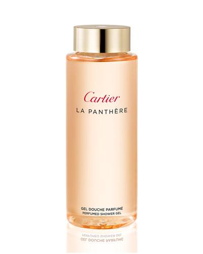 La Panthere Perfumed Shower Gel, 6.7oz