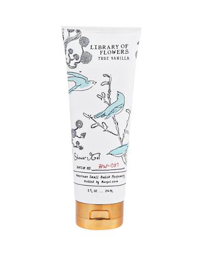 True Vanilla Shower Gel, 8 oz.