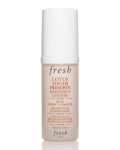 Lotus Youth Preserve Radiance Lotion with Super 7 Complex