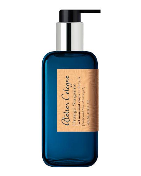 Atelier Cologne 9 oz. Orange Sanguine Body and Hair Shower Gel