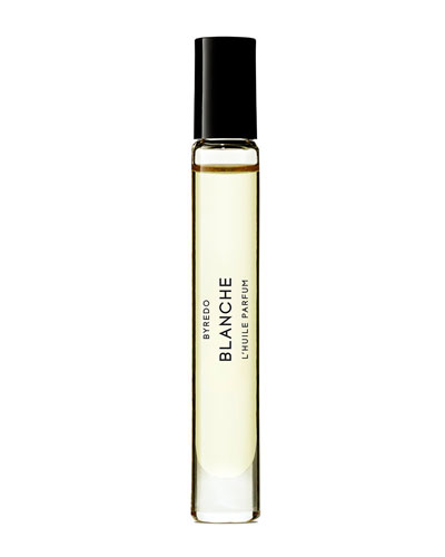 Blanche L'Huile Parfum Oil Roll-On, 7.5 mL