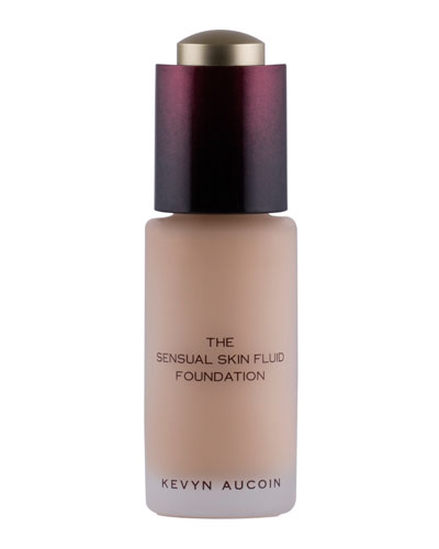 The Sensual Skin Fluid Foundation, 20 mL