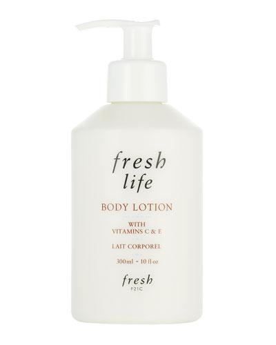Fresh Life Body Lotion, 10.15 oz.
