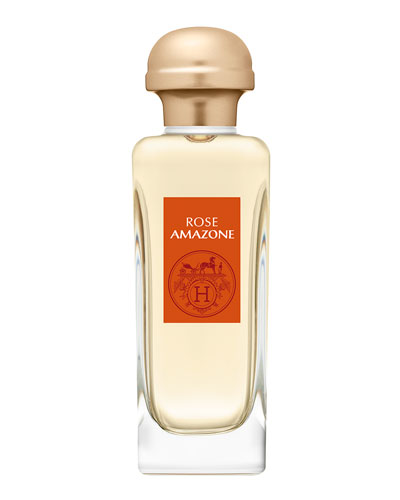 Rose Amazone Eau de Toilette Spray, 3.4 oz.