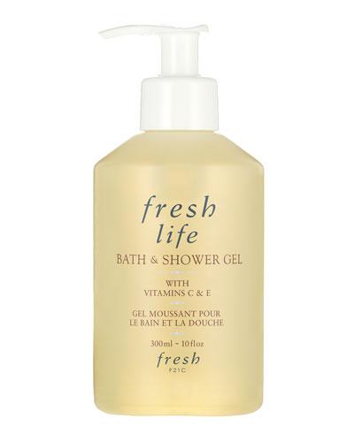 Fresh Life Bath and Shower Gel, 300 mL