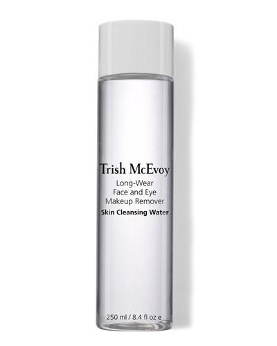 Long-Wear Face & Eye Makeup Remover, 8.4 oz./ 250 mL