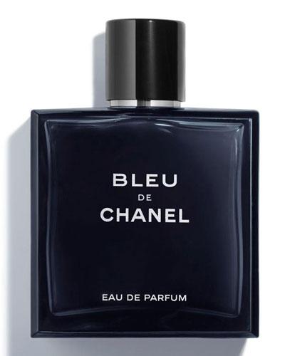 <b>BLEU DE CHANEL </b><br>Eau de Parfum Pour Homme Spray, 3.4 oz./ 100 mL