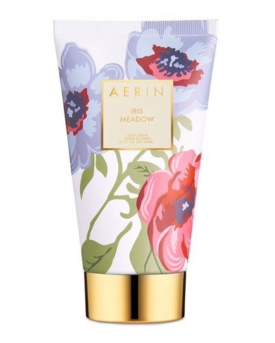 Iris Meadow Body Cream, 5.0 oz.