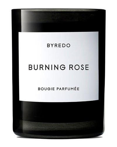 Burning Rose Candle, 240g