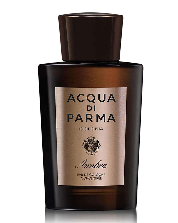 Acqua Di Parma COLONIA AMBRA EAU DE COLOGNE CONCENTRÉE, 3.4 OZ./ 100 ML