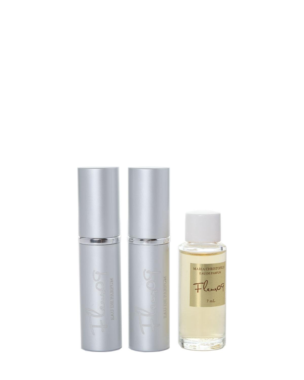 MARIA CHRISTOFILIS Fleur09 Travel Spray With Refill