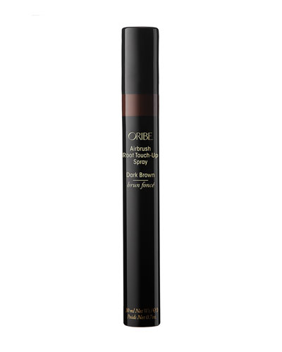 Airbrush Root Touch-Up Spray, Dark Brown, 0.7 oz.