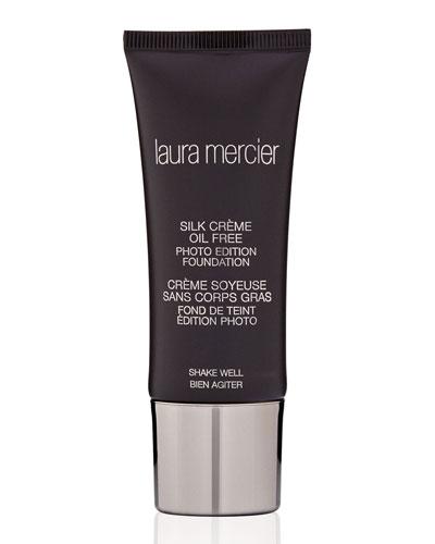 Laura Mercier 1 oz. Silk Creme Oil Free Photo Edition Foundation