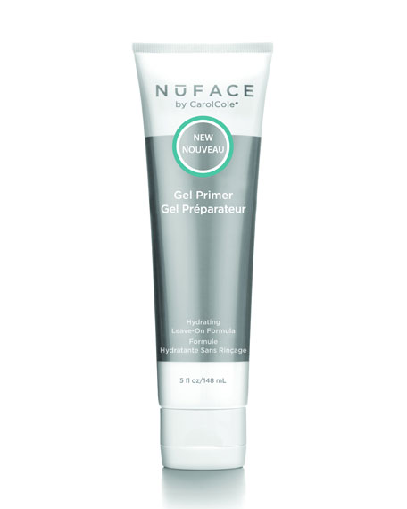 NuFace Hydrating Leave-On Gel Primer, 5.0 oz./ 140 mL