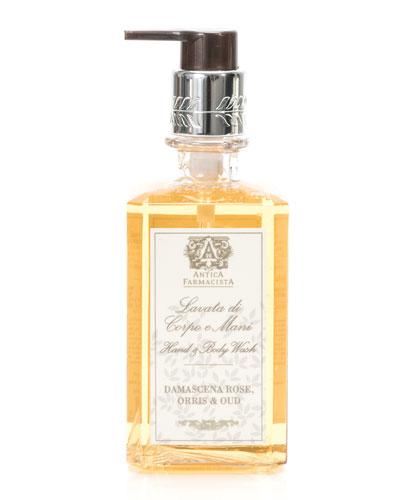 Damascena Rose, Orris & Oud Hand & Body Wash, 10 oz.