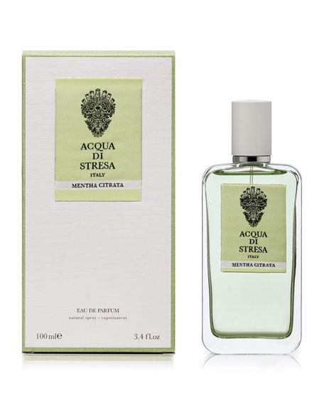 Acqua Di Stressa Mentha Citrata Eau de Parfum, 3.4 oz./ 100 mL