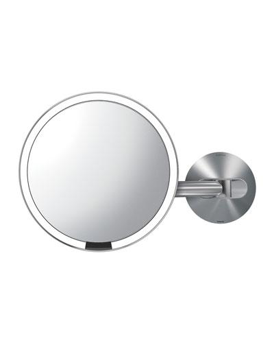 Simple Human 8 Wall Mount Sensor Makeup Mirror