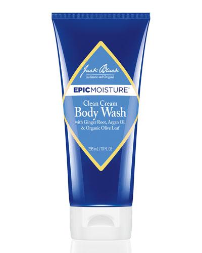 Clean Cream Body Wash, 10 oz.