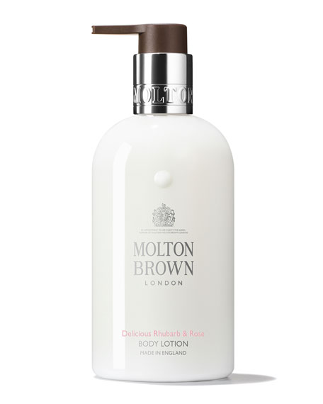 Molton Brown 10 oz. Delicious Rhubarb & Rose Body Lotion